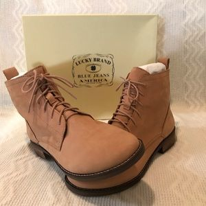 Lucky Brand Boots 100%New